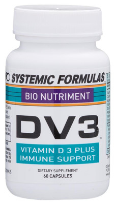 DV3 - Vitamin D3 60 caps