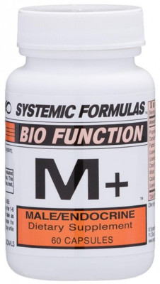 M+ – Male/Endocrine 60 caps