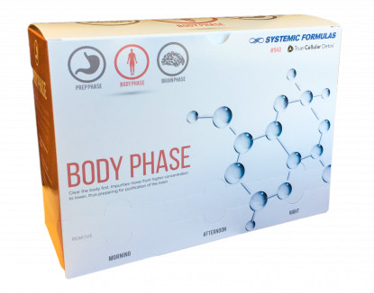 TCD Body Phase Pack