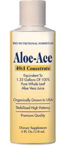 Aloe-Ace 40:1 Concentrate 4 oz