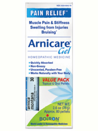 Arnicare Gel w/MDT Pack 2.6 oz