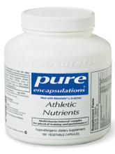 Athletic Nutrients 180 vcaps