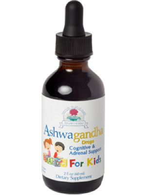 Ashwagandha For Kids 2 fl oz