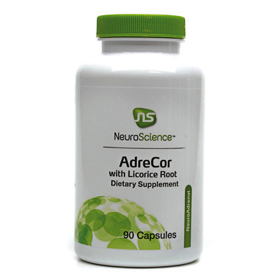 AdreCor with Licorice Root 90 vcaps