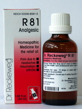 Analgesic R81 50 ml