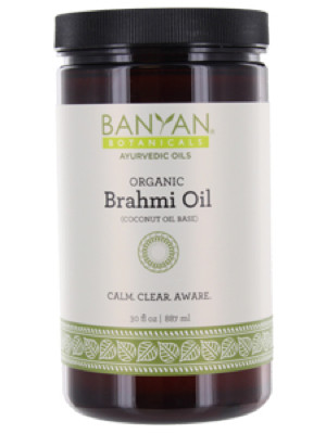 Brahmi Oil Coconut 30 fl oz