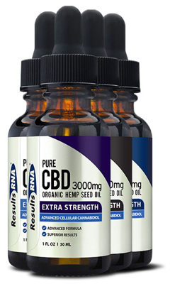 Pure CBD Extra Strength 1 oz