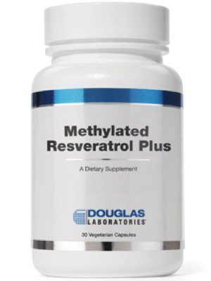 Methylated Resveratrol Plus 30 vcaps