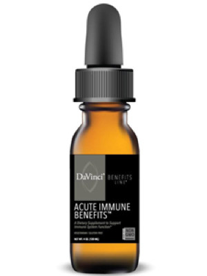 Acute Immune Benefits 1 oz