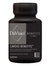 Cardio Benefits 90 caps