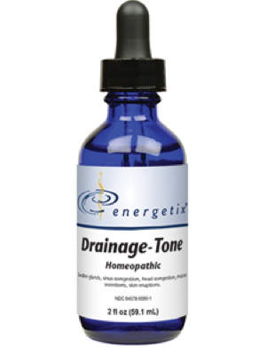 Energetix Tone Remedies: Homeopathic Drainage & Tonification