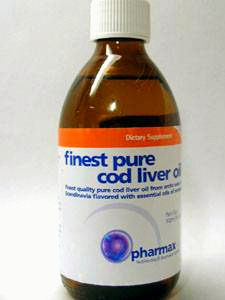 Finest Pure Cod Liver Oil - 300 ml