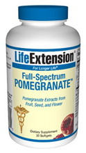 Full-Spectrum Pomegranate 30 softgels
