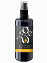 Focus Aromatherapy Spray 50 ml