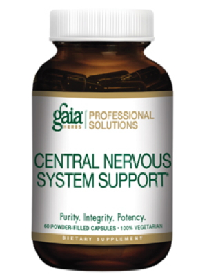 Central Nervous System Support 60 caps