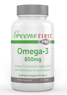 Greens First PRO Omega-3 120 caps
