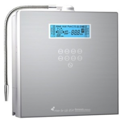 Genesis Platinum Water Ionizer and Alkalizer