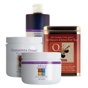 Healthy Blends Pack Type O