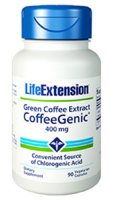 CoffeeGenic 400 mg 90 vcaps