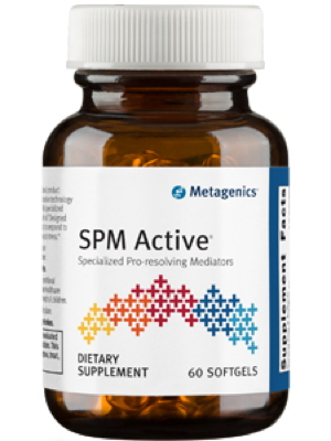 SPM Active 60 softgels