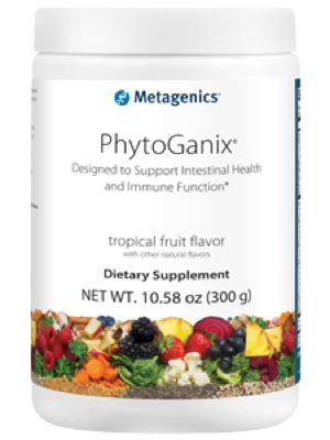 PhytoGanix Tropical Fruit Flavor 29 servings