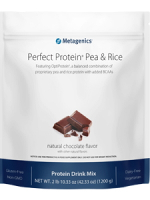 Perfect Protein Pea & Rice 30 servings