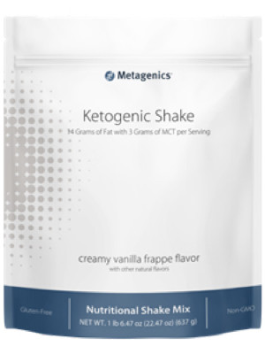 Ketogenic Shake Vanilla 14 servings