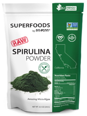 Raw Spirulina Powder 6 oz