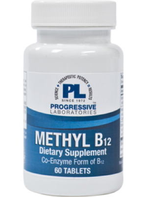 Methyl B12 - 60 tabs