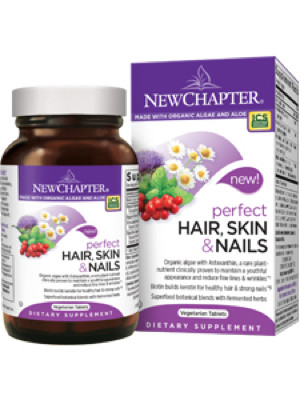 Perfect Hair, Skin and Nails 60 vegcaps