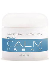 Natural Calm Cream 4 oz
