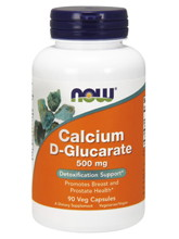 Calcium D-Glucarate 500 mg 90 vegcaps