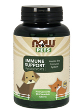 Immune Support for Dogs/Cats 90 chewable tabs