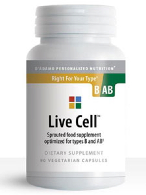 Live Cell AB (sprouted foods complex)