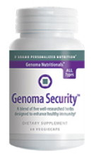 Genoma Security 60 vcaps