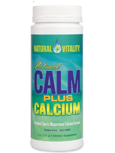 Natural Calm + Calcium