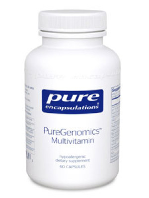 PureGenomics Multivitamin 60 caps