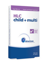 HLC Child + Multi 30 tabs