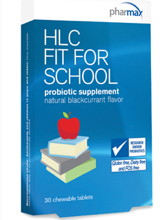 HLC Fit For School 30 chewable tabs