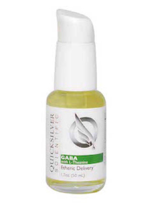 GABA with L-Theanine Liposomal 1.7 oz