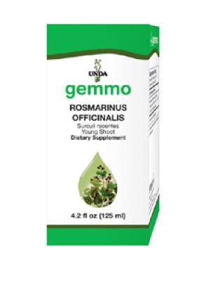 Rosmarinus Officinalis 125ml