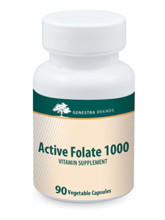 Active Folate 1000 90 vegcaps