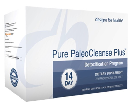 PaleoCleanse Plus 21 Day Detoxification Program