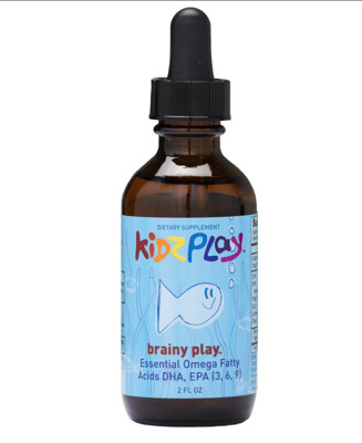Brainy Play 2 oz