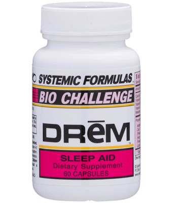 DREM - Sleep Aid 60 caps