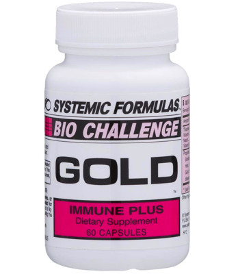 GOLD Immune Plus 60 caps