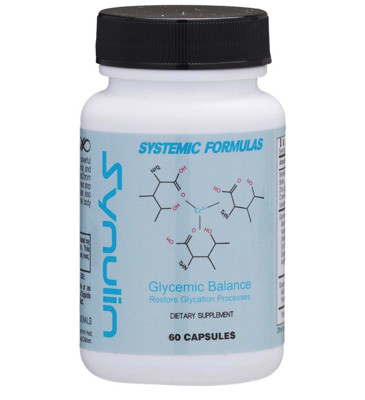 Synulin - Glycemic Balance 60 caps