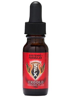 CXGOLD - Immune Plus .5 oz