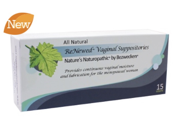 Renewed DHEA Vaginal Suppositories 15