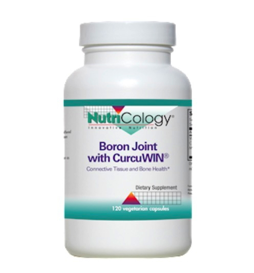Boron Joint with CurcuWin 120 vcaps